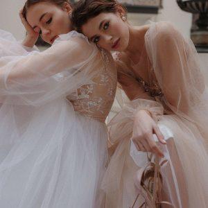 Vestuvinės suknelės 2021-siems.