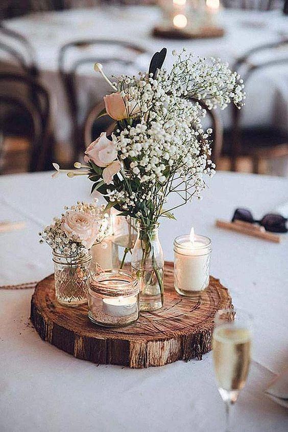 Rustic stiliaus vestuvės